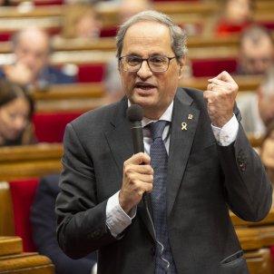 Quim Torra sessió de control Parlament - Sergi Alcàzar
