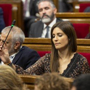 Lorena Roldan Ciutadans Sessió de Control Parlament - Sergi Alcàzar12