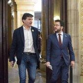 Sergi Sabria Pere Aragones ERC Parlament - Sergi Alcàzar12