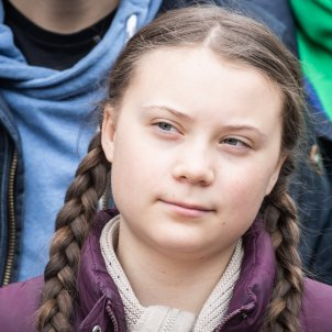 Europa Press  Greta Thunberg