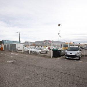 Dipòsit vehicles perpinyà / Mireia Comas