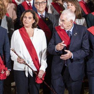 Ajuntament de Barcelona Collboni Colau Maragall Valls - Sergi Alcazar