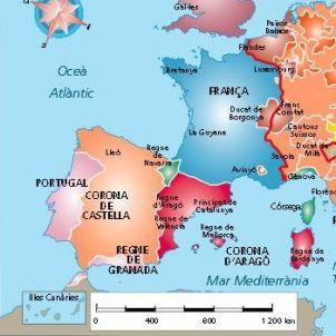 Europa 1492