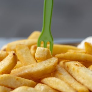 Patatas fritas Unsplash