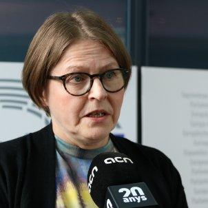 Heidi Hautala, vicepresidenta Parlament Europeu - ACN