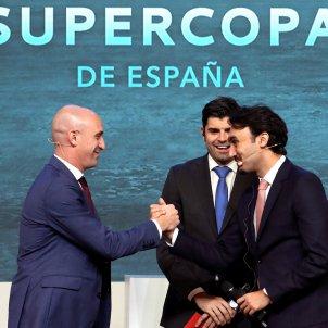 Luis Rubiales Supercopa Espanya Arabia Saudita EFE