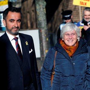 Clara Ponsatí Aamer Anwar entrega policia escòcia ACN