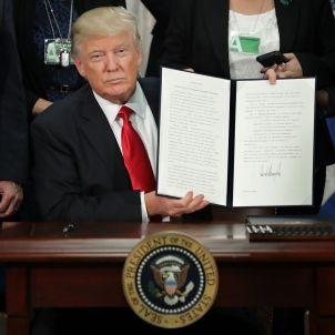 Trump Decret Mexic - EFE