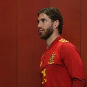 Sergio Ramos seleccio espanyola - Efe