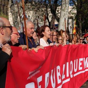 alcaldes ami manifestació madrid ACN