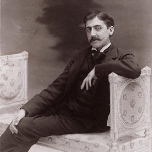 Proust canapé vers 1895/Otto Wegener