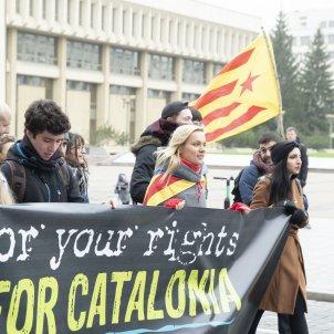 manifestacio anc lituania - anc