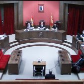 judici TSJC president Torra llaços grocs