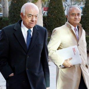 expresident BBVA Francisco González declara davant Audiència Nacional com a imputat cas Villarejo EFE