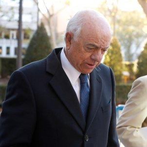 expresident BBVA Francisco González declara com a imputat cas Villarejo EFE