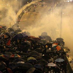 protestes hong kong   EFE
