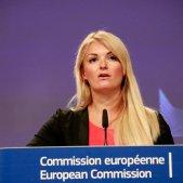 Mina Andreeva portaveu Comissió Europea ACN
