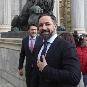 Santiago Abascal Vox Congrés Diputats