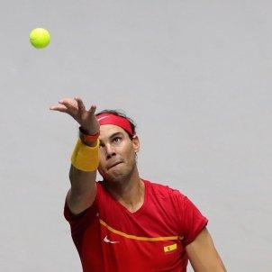 Rafa Nadal Copa Davis Espanya Russia