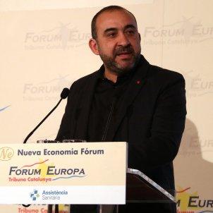 CCOO Javier Pacheco Fòrum Europa Tribuna Catalunya ACN