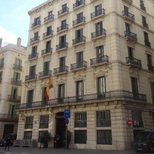 policia espanyola Via Laietana   Wikimedia Jordiferrer