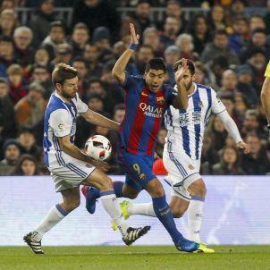 Barça Reial Societat Copa Rei EFE