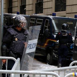 prefectura policia nacional via laietana   ACN