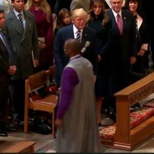 Trump sacerdot