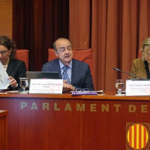 TSJC Jesús María Barrientos Parlament Catalunya