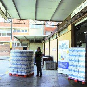 Mercadona prepara Banc d'Aliments de Barcelona