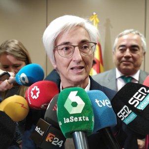 María José Segarra Fiscalia Europa Press