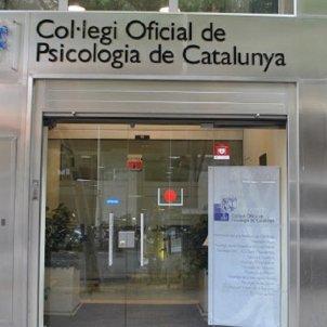 Seu Col·legi Oficial Psicologia de Catalunya