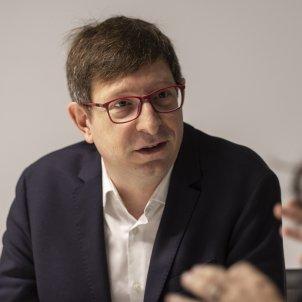 Carles Mundó entrevista - Mireia Comas