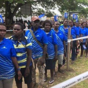 referendum Bougainville ONU