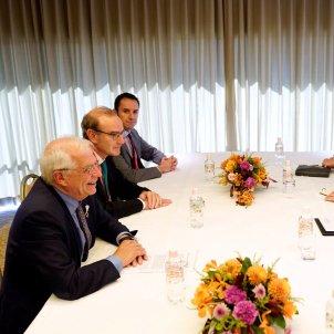 Josep Borrell Serguei Lavrov espionatge rus Efe