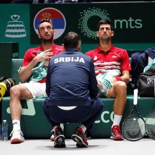 Djokovic serbia Copa Davis EFE