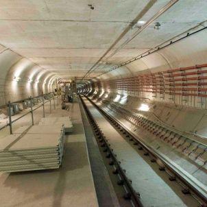 L10 Metro Obres / TMB