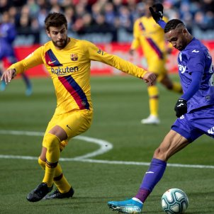 Piqué Leganés Barça EFE