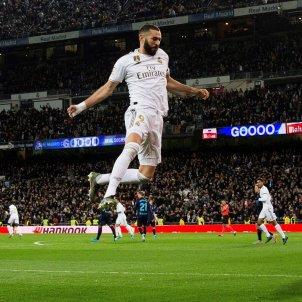 Benzema Reial Madrid Reial Societat EFE