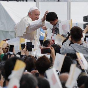 papa francesc nagasaki  japo efe