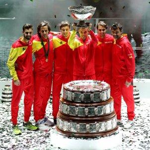 Copa Davis campio Espanya final EFE