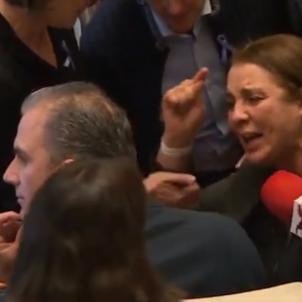 Nadia otmani Ortega Smith violència de gènere @RTVE
