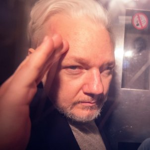 Julian Assange - EFE