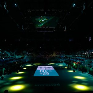 Copa Davis pista tennis EuropaPress