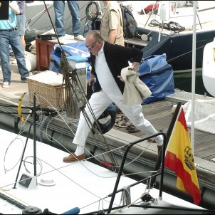 joan carles salta barco gtres
