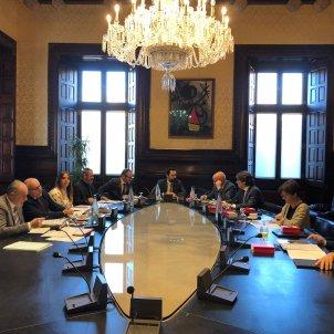 comissió investigació 155 Parlament Marina Fernàndez