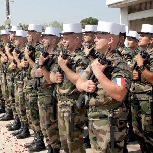 soldats francesos   EFE