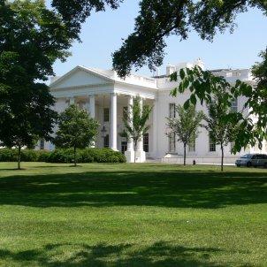 White House Washington DC casa blanca - Andreas Praefcke (Wikipedia)