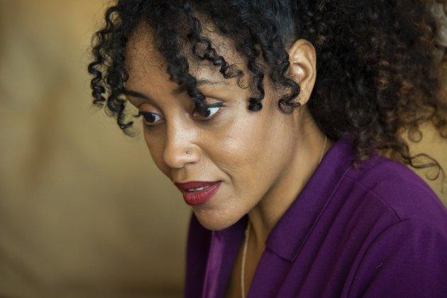 Lucia Mbomio - Sergi Alcazar