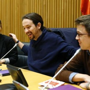 Pablo Iglesias-Iñigo Errejon-Unidos Podemos--efe
